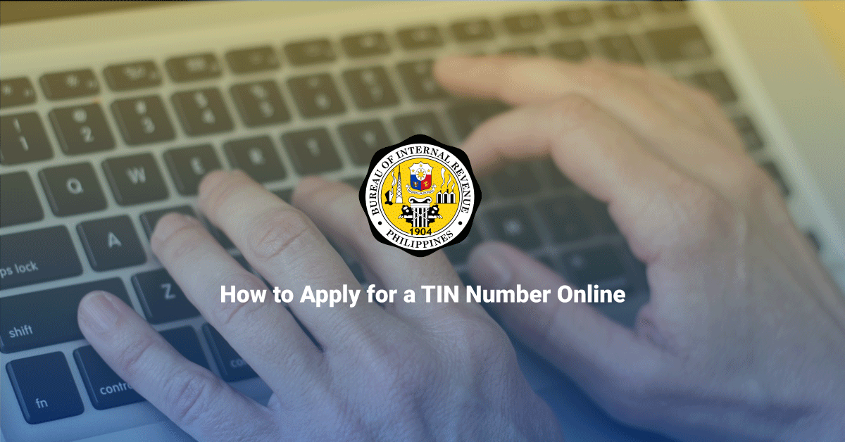 How to Apply for a TIN Number Online