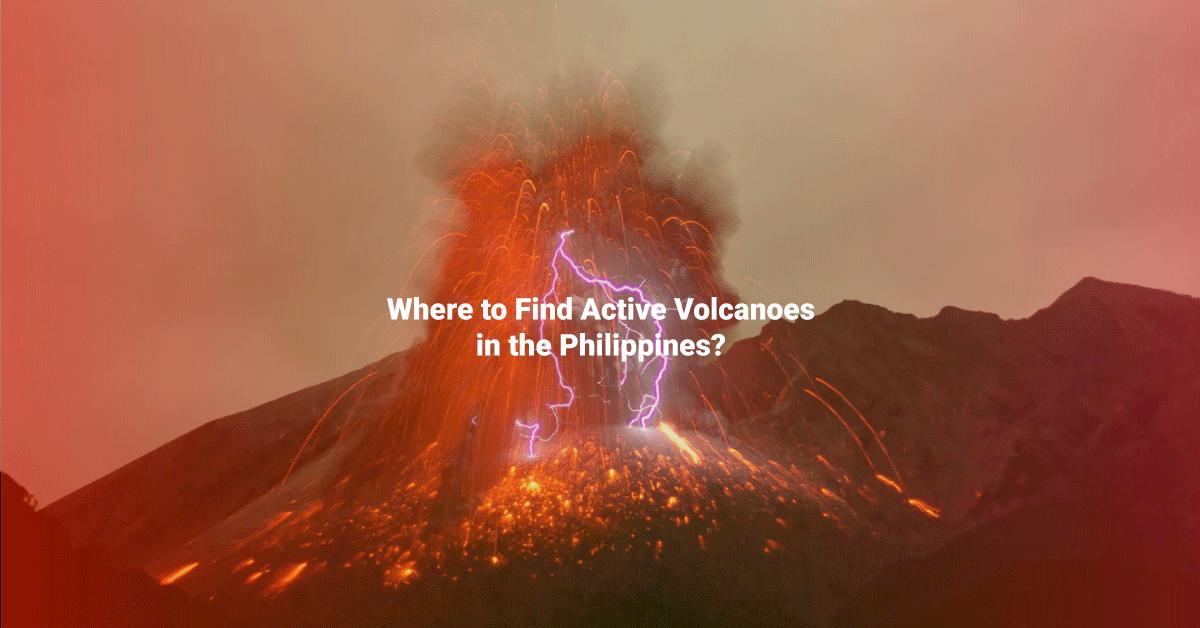 active volcanoes philippines
