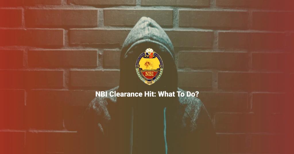 nbi clearance hit
