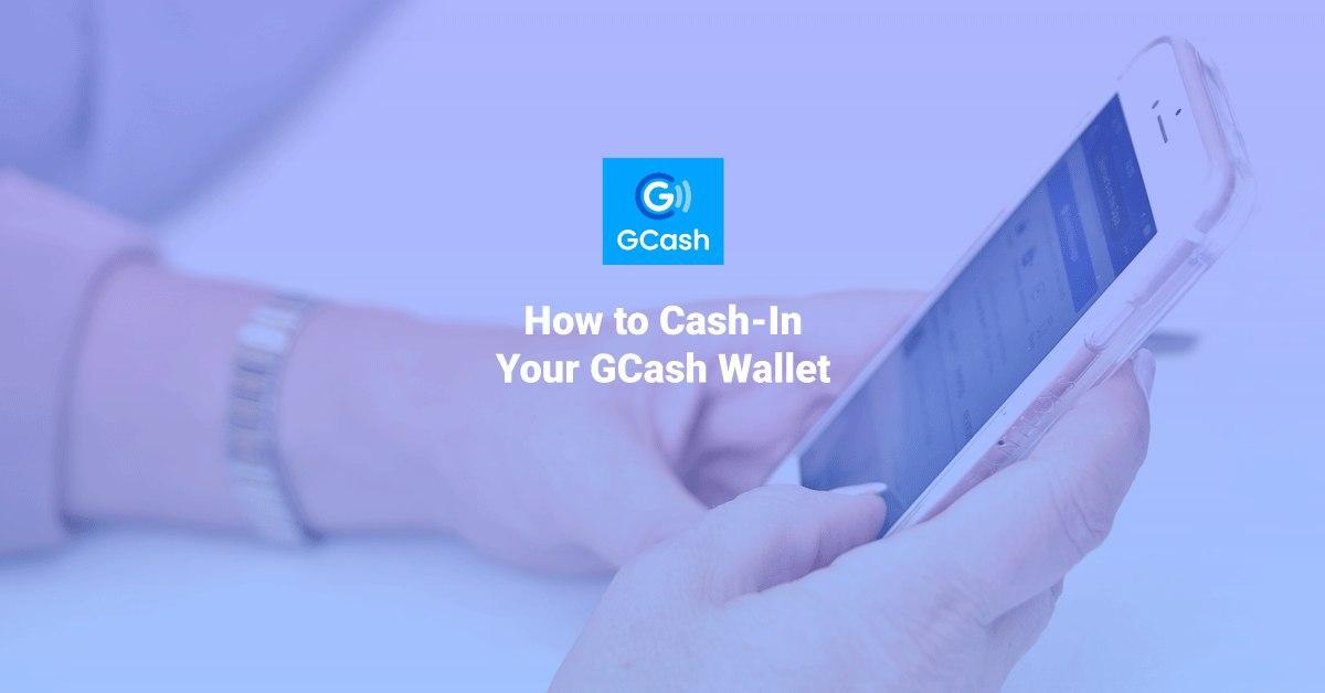 gcash cash-in
