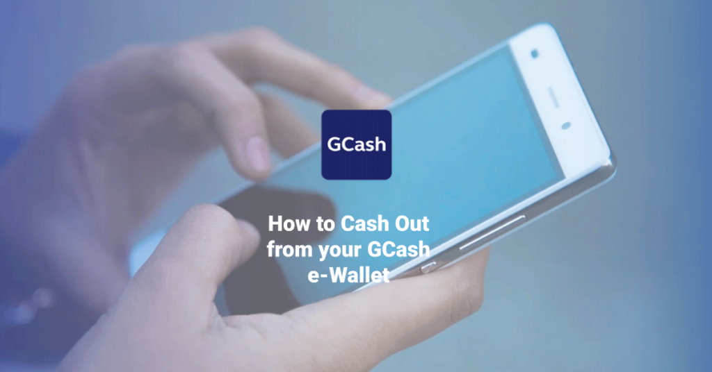 how to cashout gcash