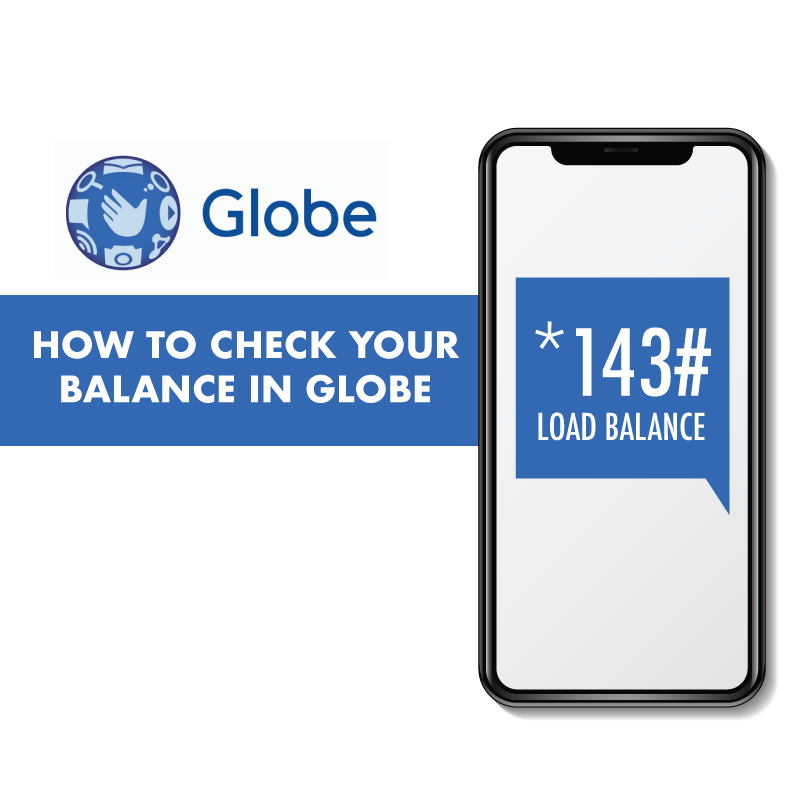 check your balance in Globe