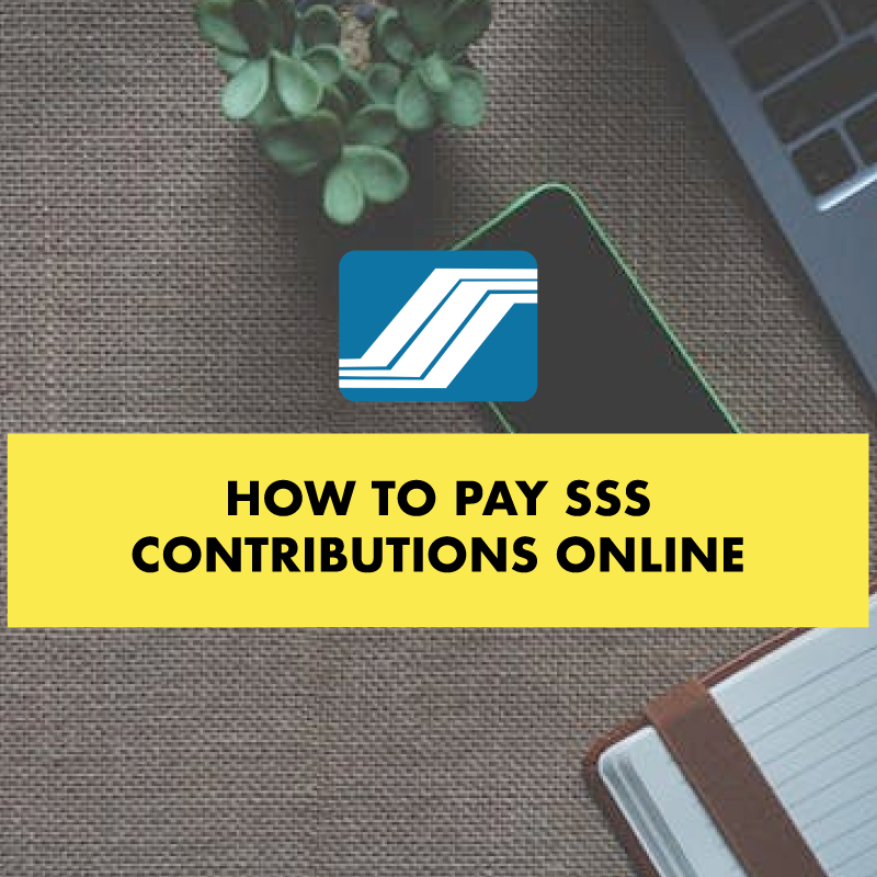 how to pay sss contributions online