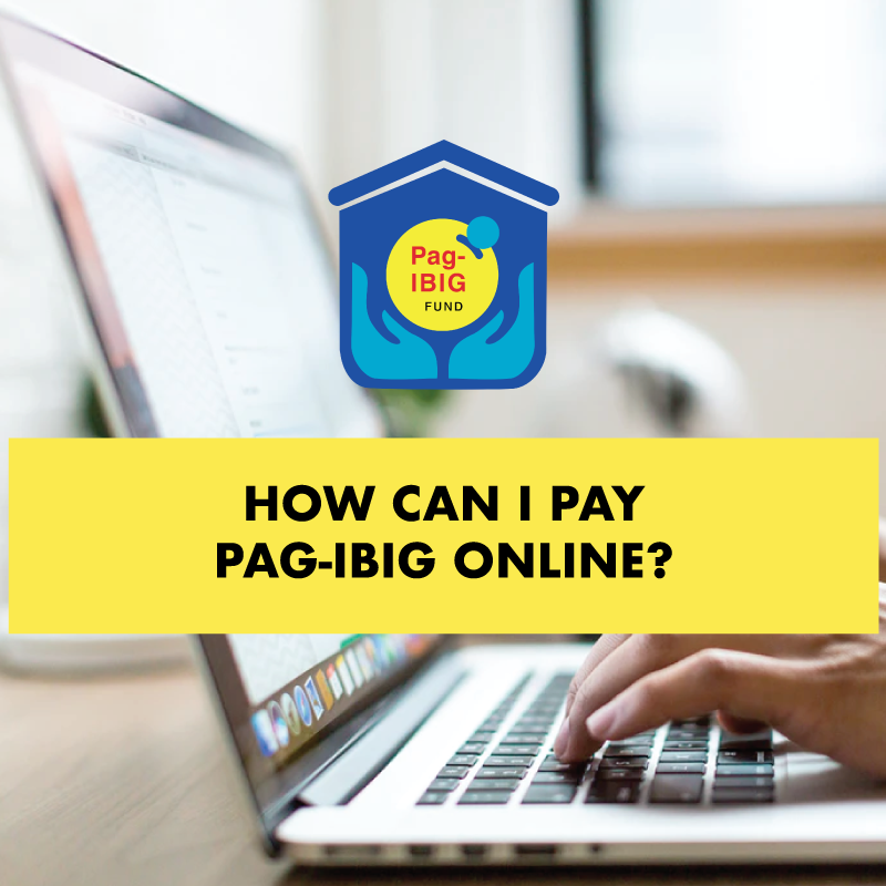 pay pag-ibig fund online